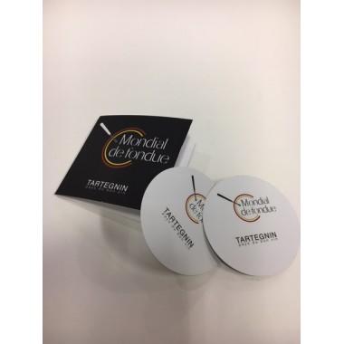 Set de 2 Bec Verseur Mondial de fondue